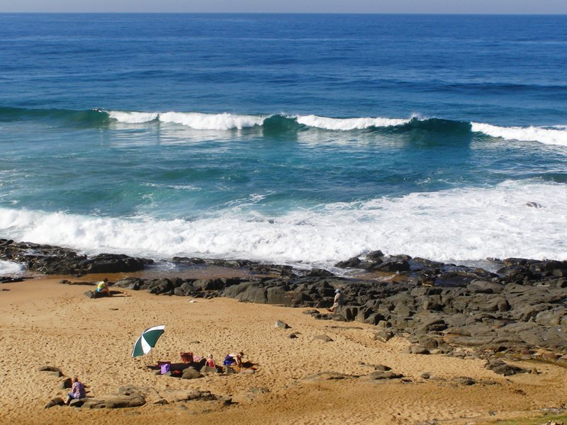 Ballito Beach, KwaZulu Natal North Coast / Dolphin Coast
